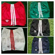 NEW Adidas Vintage Shorts IN PACKAGE 100% cotton 70's 80's Beckenbauer Retro
