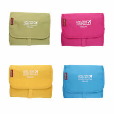 Removable 3 in 1 Wash up Travel Bag Cosmetic Make-up Wash Travel Bag New IB