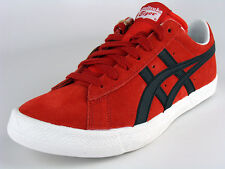 Asics Onitsuka Tiger Fabre BL-S OG red black mens retro Japanese sneakers shoes