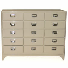 Dulton Tallboys & Chests of Drawers NEW Chest 3 Columns with 15 Drawers