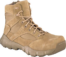 """Reebok 6"""" Side Zipper Tactical Boot with Composite Toe RB8621"""