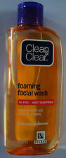 Clean & Clear :: Face Wash :: 100 ML :: Foaming OR Morning Energy in 3 Variants