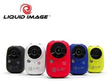 Liquid Image The EGO +WiFi HD Camera 1080p 720p 12MP MPN 727