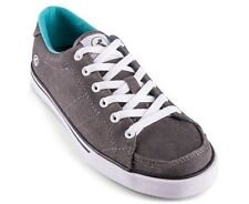 Women's Kustom Kramer Canvas Lace Up Casual Shoes, Size 6. NIB, RRP $69.95