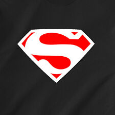 SUPERMAN Christopher Reeve red white 70s 80s fly movie hero retro Funny T-Shirt