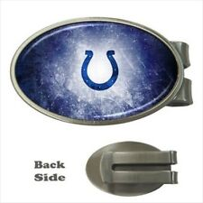 Indianapolis Colts Chrome Money Clip - NFL Football