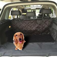Pet Dog Seat Hammock Cover Car SUV Back Rear Bench Protector Mat Waterproof H8X7