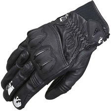 Furygan Motorbike Motorcycle Urban Street RG17 Leather Gloves - Black