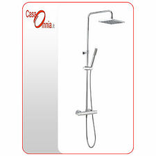 SHOWER COLUMN - THERMOSTATIC -  PRIME-Q HUBER