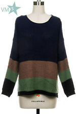 EVERLY WOMEN'S OVERSIZED SWEATER ET2218 SIZE SMALL  NWT