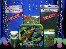 Teenage Mutant Ninja Turtles Party Supplies Vintage You Pick a Choice