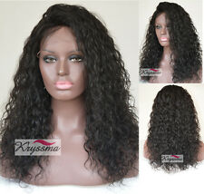 Natural Looking Remy Curly Hair Best Lace Front Wigs Human Hair For Black Women