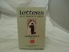 Letters of St. Therese of Lisieux, Vol. II