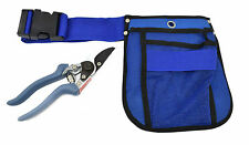 Garden Angels Tools Belt Bag Waist Pouch Tool Holder With Professional Cutter