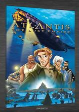 Oil Painting HD Print Wall Decor on Canvas(Unframed)Atlantis The Lost Empire 1PC