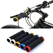 Mountain Cycling Bike Bicycle MTB Handlebar Grips Rubber Anti-slip Handle Grip