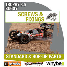 HPI TROPHY 3.5 BUGGY [Screws & Fixings] Genuine HPi Racing R/C Parts!