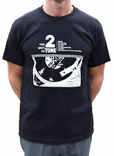 2 TONE T SHIRT MADNESS SELECTER BEAT THE SPECIALS SKA SCOOTER SKINHEAD