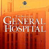 The Music Of General Hospital CD 1998 TV Soundtrack! BRAND NEW! STILL SEALED!!