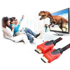 Premium HDMI Cable V2.0 For Bluray 3D 4K DVD PS3 HDTV XBOX LCD HD TV 1080P US9