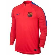 Nike Barcelona Squad Training Drill Top 2016/17 - Red -Mens