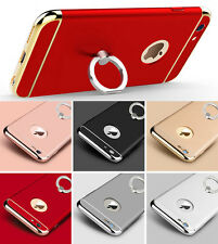 Newest Ultra-thin Electroplate Stand Holder Ring Case Cover For IPhone 6s 6 Plus
