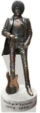 Phil Lynott (Statue) Cardboard Cutout (life size OR mini size). Standee