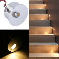 AC85-265V 701A 1W LED Stair Step Path Down Light Lamp + Driver Adapter SY