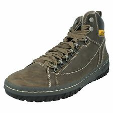 Mens Caterpillar Casual Lace Up Boots The Style - APA HI