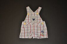 NWOT Disney Mickey Mouse Baby Infant Toddler Boys Overalls (NB) Shirt Romper
