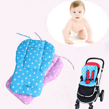 Comfortable Infant Stroller Seat Cushion Cotton Padding Liner Cotton Thick Mat