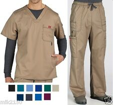 Dickies Men Gen Flex Youtility Scrub Set Top/81722 Pants/81003 Chose Color