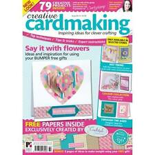 Creative Cardmaking Magazine - various back issues
