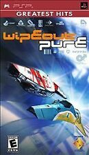 Wipeout Pure  PSP Game Only, Tested!