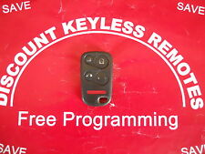 2001-2004  HONDA  ODYSSEY  KEYLESS REMOTE OUCG8D-440H-A   FACTORY REMOTE GC