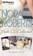 Nora Roberts Bride Collection-Vision in White, Bed of Roses, Savor the Moment