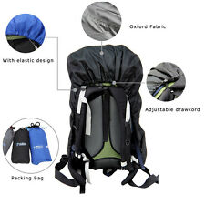 Outdoor Camping Hiking Backpack Rucksack Luggage Bag Dust Rain Cover 15L-80L