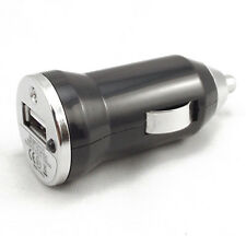 1A Mini USB Car Charger Adapter For Various Sony Xperia Phones Black