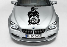 NIGHTMARE BEFORE CHRISTMAS OOGIE BOOGIE JACK SKELLINGTON CAR DECAL GRAPHIC