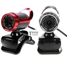 USB Pro HD Webcam 10X Optical Zoom Web Cam Camera with MIC for PC Laptop TXSU