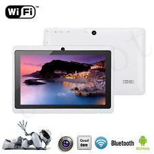 7'' Multi-color Unlocked Quad Core Google Android 4.4 8GB Wifi HD Tablet PC Lot