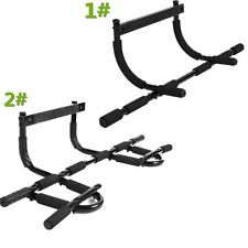 Gym Fitness Pull Up Bar  Home Door Chin-Up Sit-Up Bar Workout Door Bars Exercise