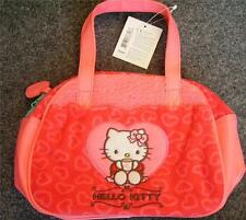 HELLO KITTY GIRL'S HANDBAG FLEECE SOFT! NEW & CUTE!