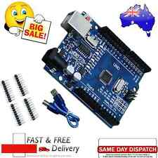 Nice ATmega328P CH340G UNO R3 Board & USB Cable for Arduino DIY New IB