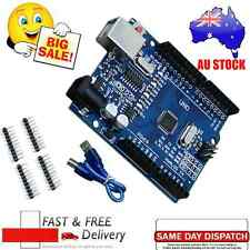 Nice ATmega328P CH340G UNO R3 Board & USB Cable for Arduino DIY AU