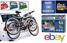 2 BICYCLE REAR MOUNT CARRIER CAR RACK BIKE CYCLE VOLVO S60 ALL MODELS