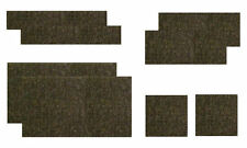 8 Piece Hook/Loop Replacement Package Military Tactical Velcro(R) - O.D. GREEN