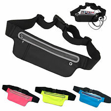 Bum Bag Sport Running Cycling Festival Waist Belt Wallet Pouch Sports Fanny Pack