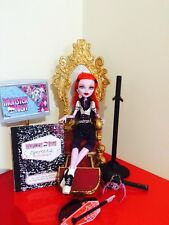 Monster High Doll Operetta With Diary & Pet 1st Wave - T3