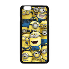 DIY Despicable Me Many Minions Case Cover For Apple iPhone iPod & Samsung Galaxy